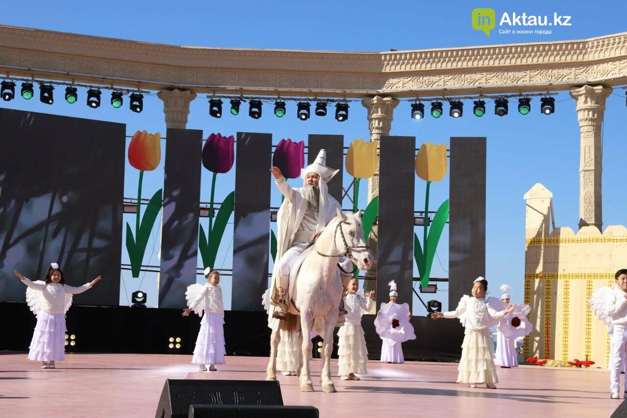 Актау празднует Наурыз мейрамы (ФОТО), фото-7