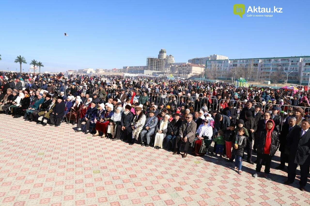 Актау празднует Наурыз мейрамы (ФОТО), фото-10