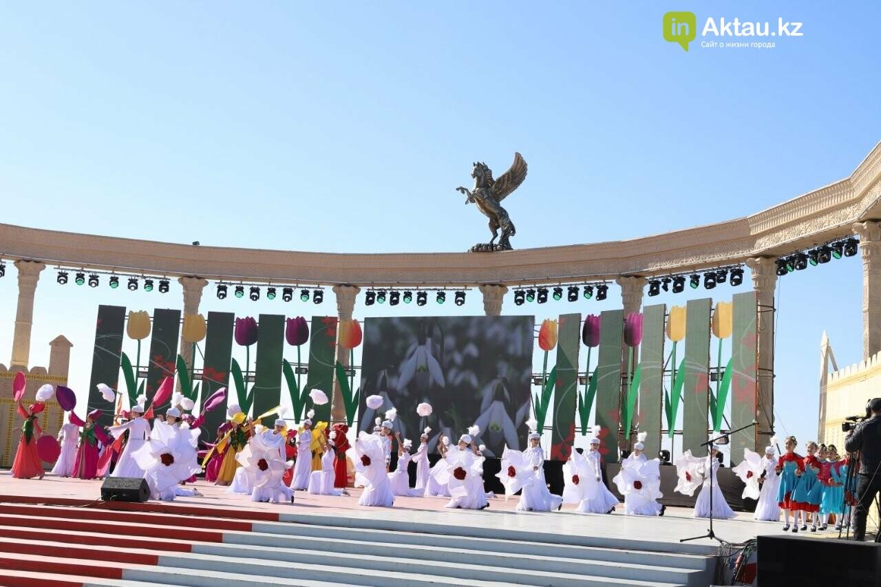 Актау празднует Наурыз мейрамы (ФОТО), фото-8
