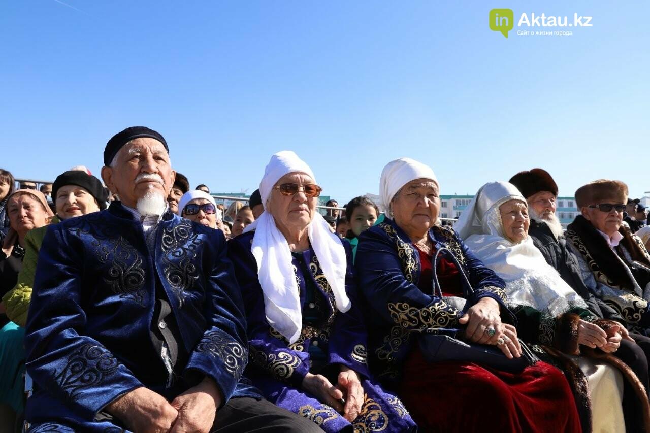 Актау празднует Наурыз мейрамы (ФОТО), фото-11