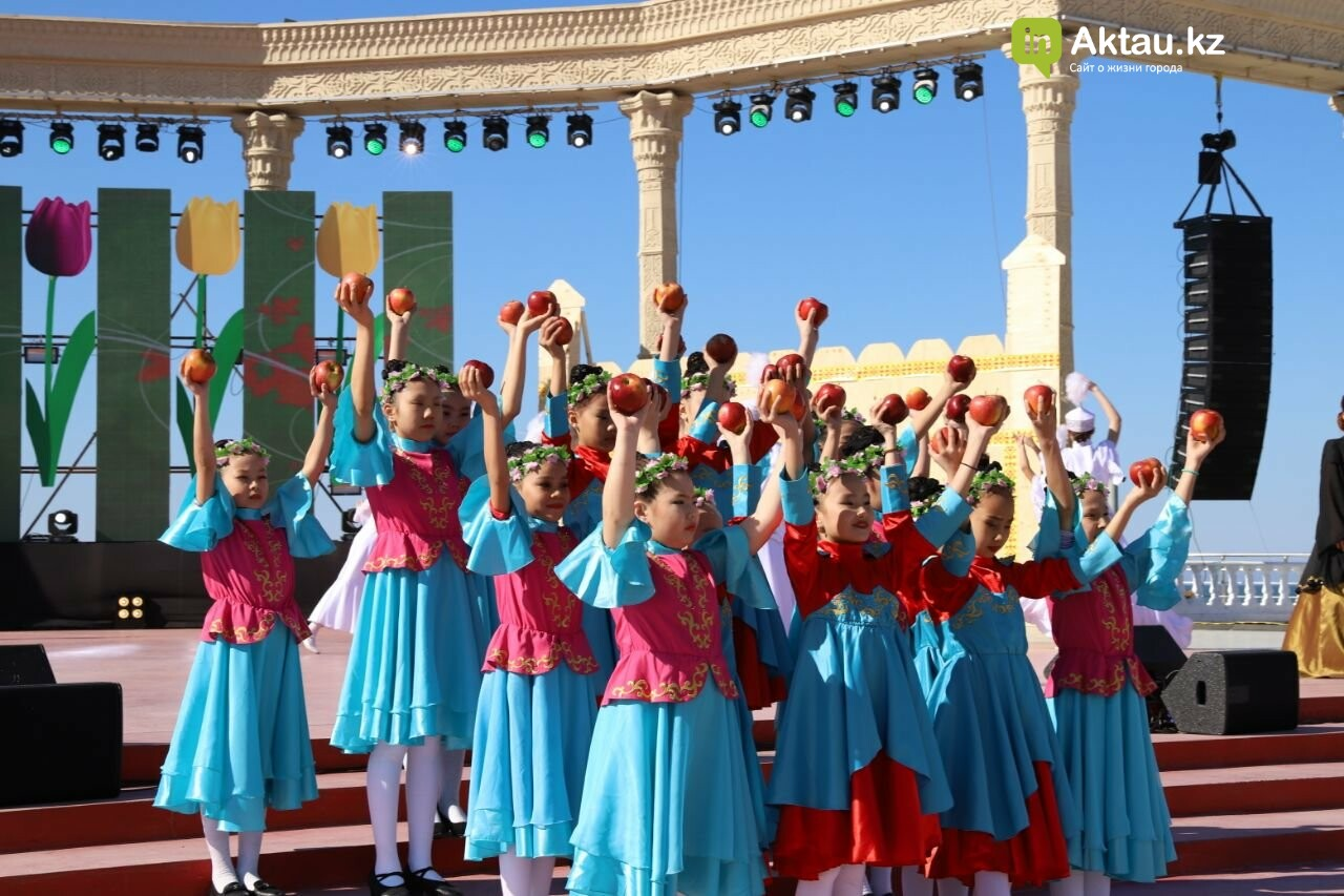 Актау празднует Наурыз мейрамы (ФОТО), фото-9