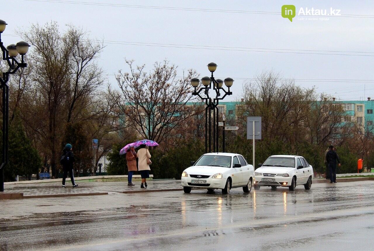 """ФОТОПОСТ: Актау – """"беззонтовый"""" город , фото-3"""