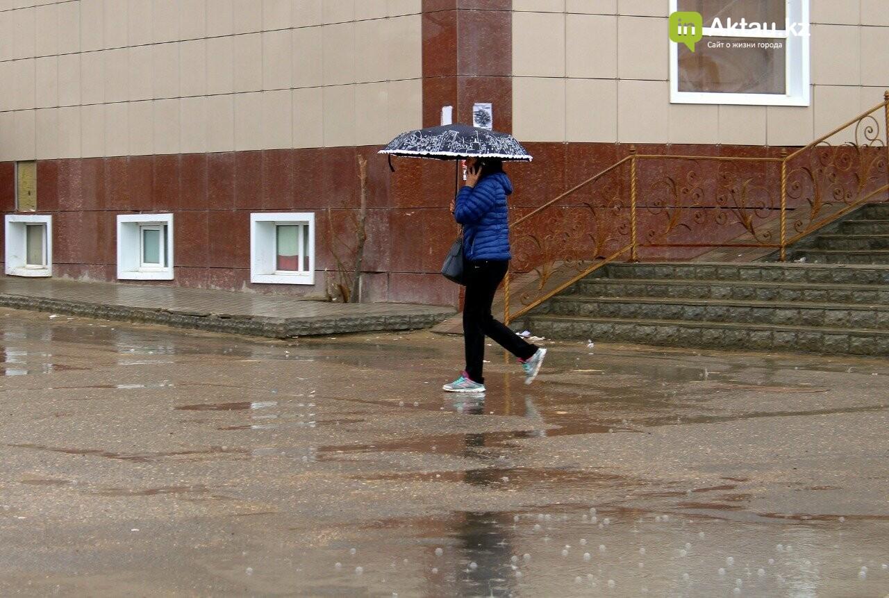 """ФОТОПОСТ: Актау – """"беззонтовый"""" город , фото-1"""