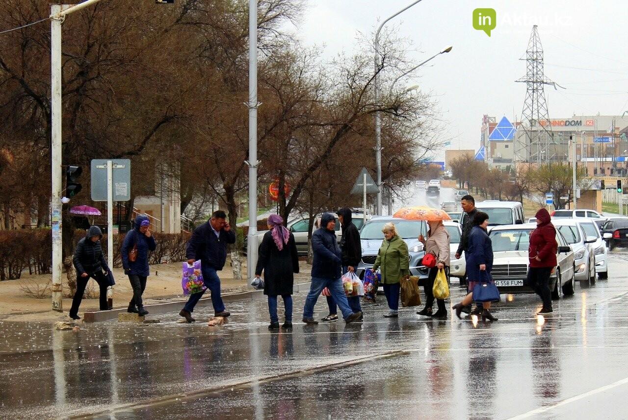 """ФОТОПОСТ: Актау – """"беззонтовый"""" город , фото-6"""