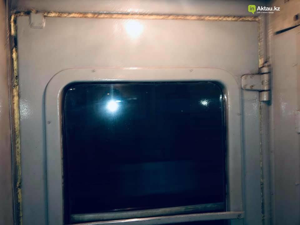 """""""Мне стыдно, люди"""": впечатления от поезда Астана-Мангышлак, фото-1"""