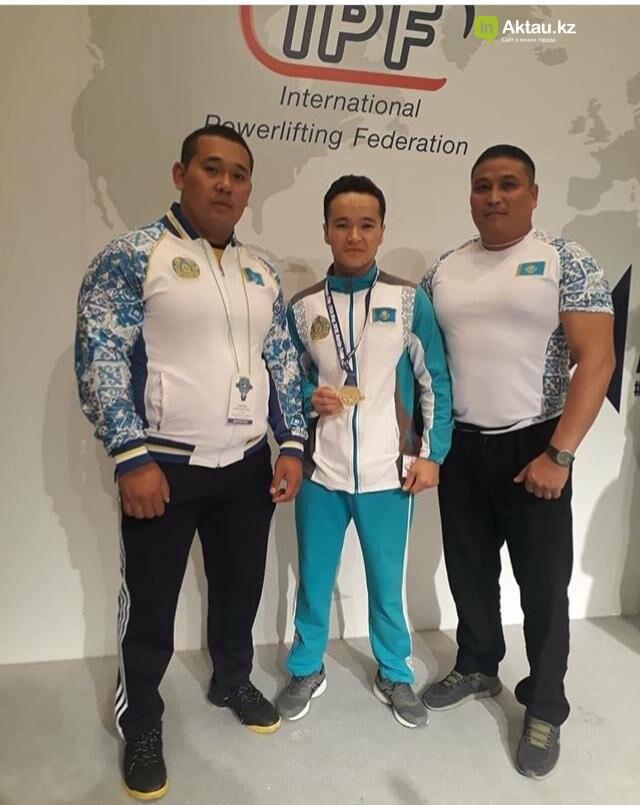 Три медали привезли мангистауские пауэрлифтеры из Токио, фото-1