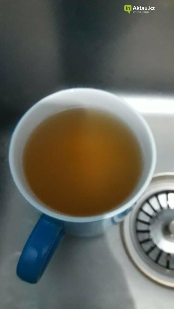 Цвет настроения ржавый: качество питьевой воды в Актау настораживает жителей (ВИДЕО), фото-4