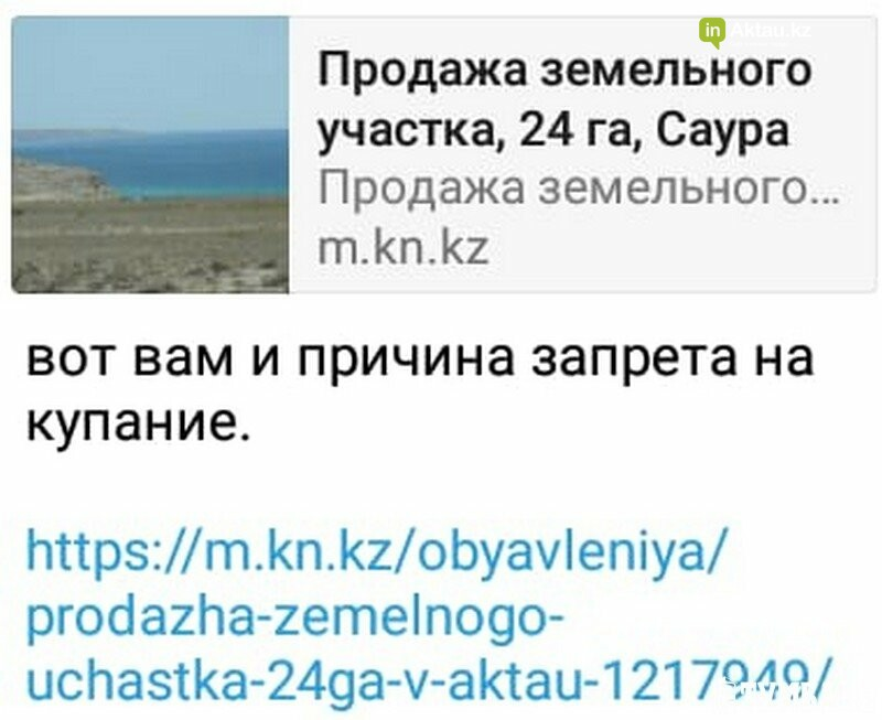 """Старое объявление о продаже """"Сауры"""" взволновало актаусцев, фото-1"""