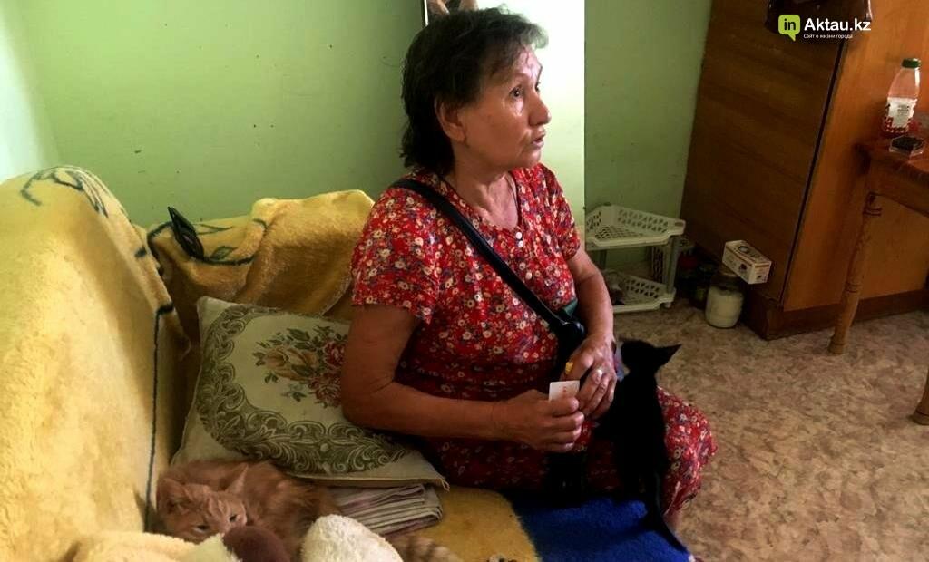 Стреляли в кошек прямо в квартире: в Актау соседка ополчилась против кошатницы (ВИДЕО), фото-1