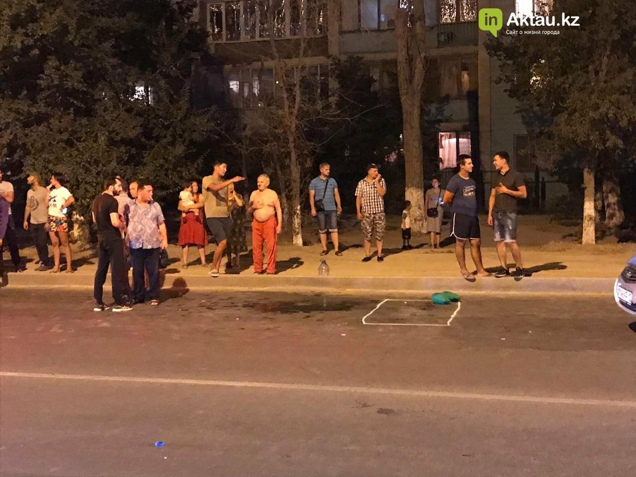 Мотоциклист пострадал в аварии в Актау (ВИДЕО), фото-6