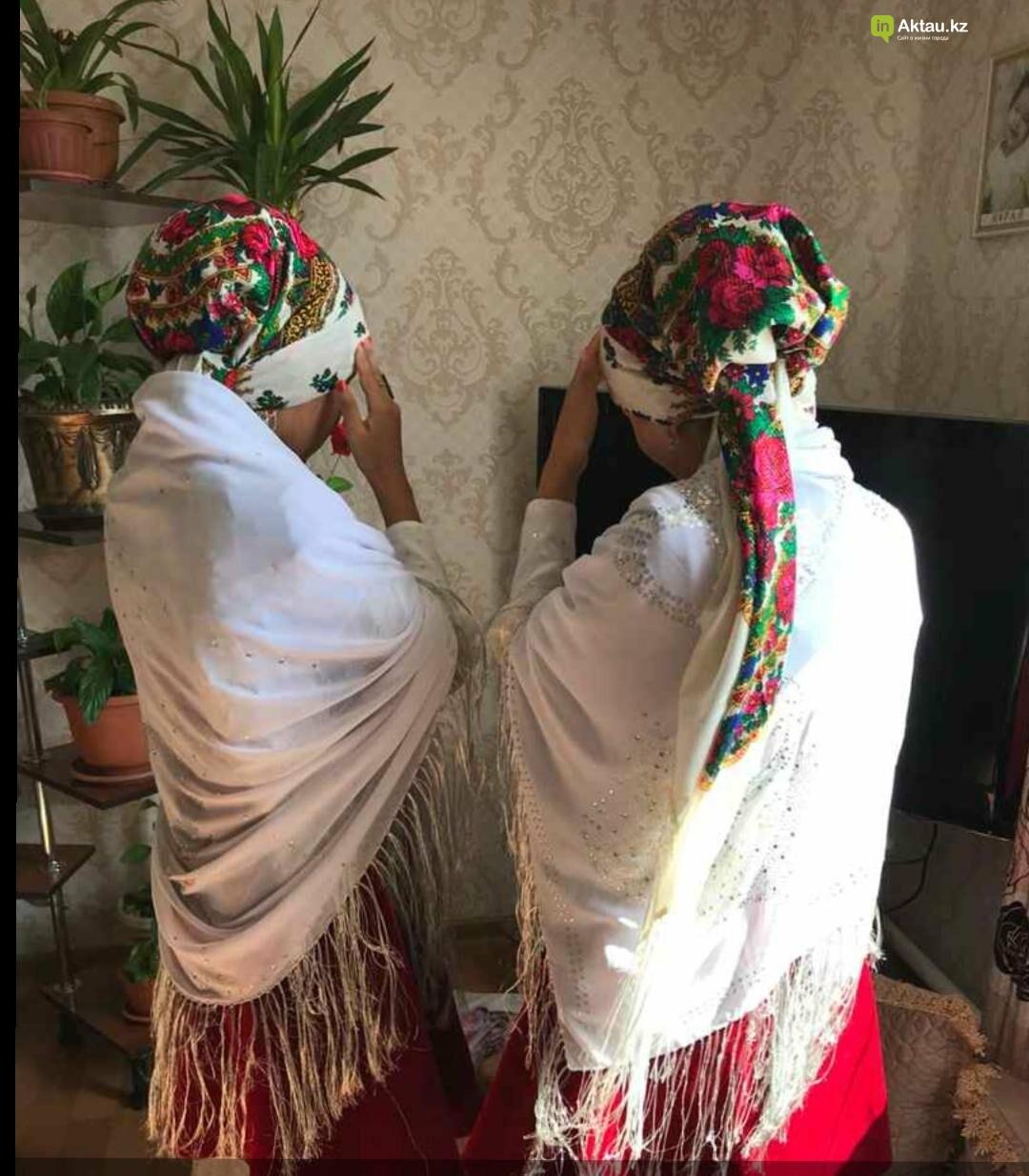Дабл той: в Жанаозене женились две пары близнецов, фото-4