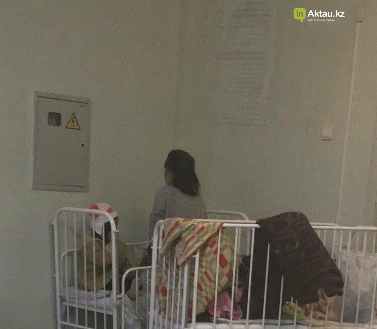 """""""Детей лечат в коридоре"""": алматинку возмутили условия в детской инфекционке в Актау, фото-1"""