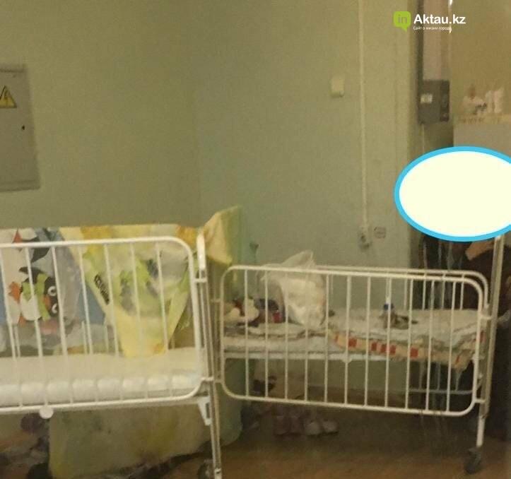 """""""Детей лечат в коридоре"""": алматинку возмутили условия в детской инфекционке в Актау, фото-4"""