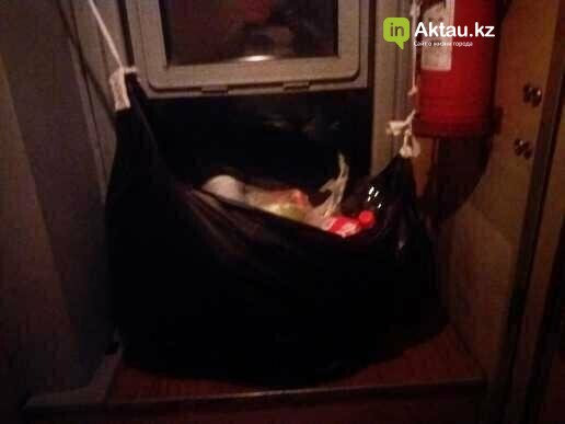 """Пассажира ужаснуло состояние вагона """"Мангистау-Алматы"""", фото-4"""