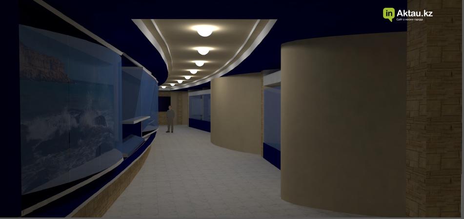 В Мангистауском областном музее планируют открыть новый выставочный зал, фото-4