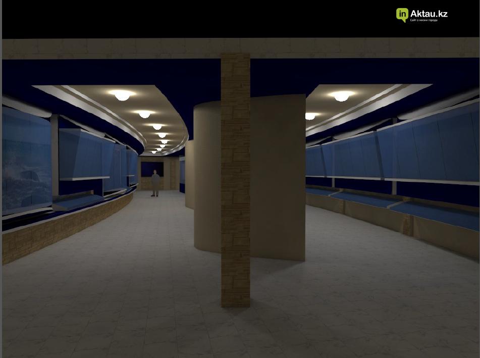 В Мангистауском областном музее планируют открыть новый выставочный зал, фото-5