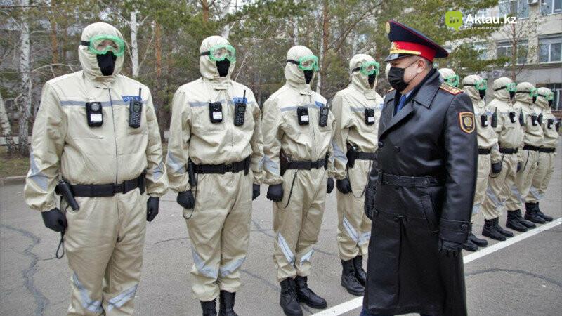 В спецкомбинезоны для борьбы с коронавирусом оденут полицейских, фото-1
