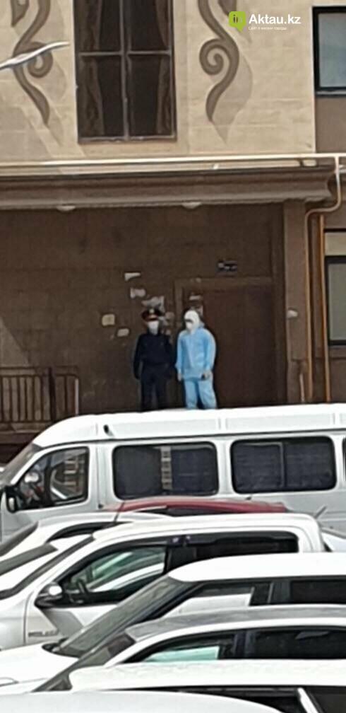 В Актау беременная девушка заразилась коронавирусом , фото-1