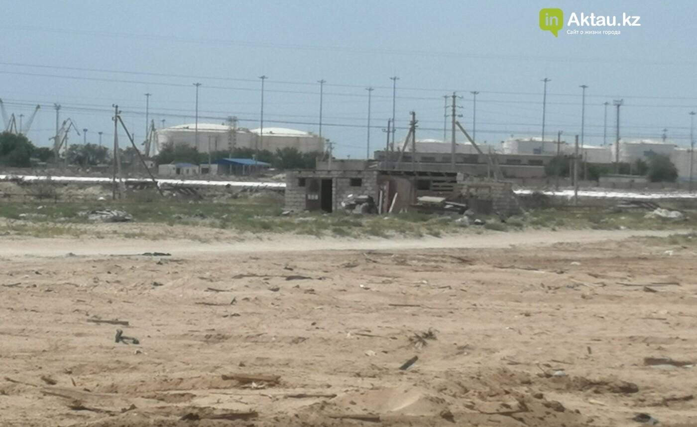 Жители села Умирзак возмущены строительством коровников близко к их домам , фото-2