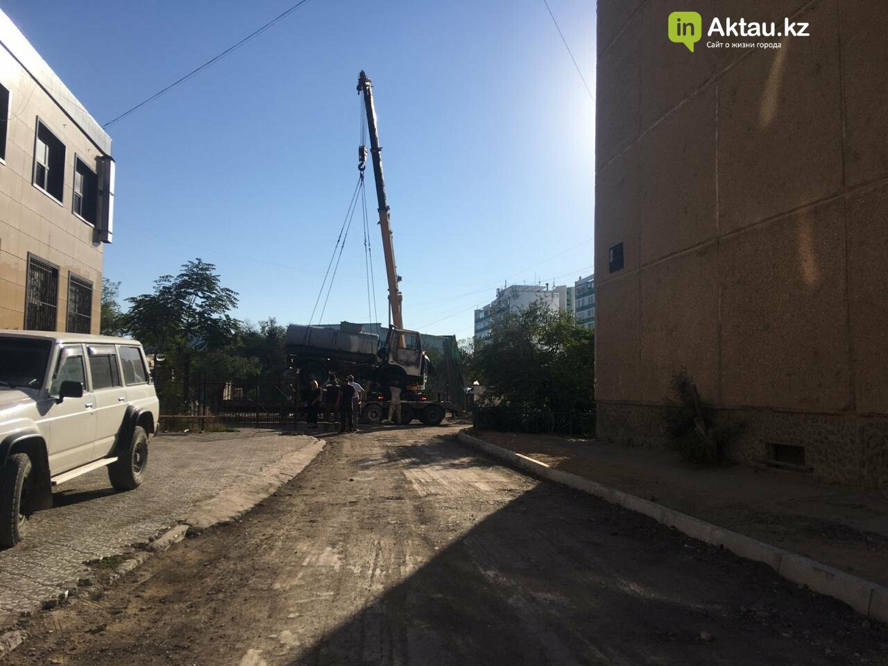 Долгий ремонт: инициативная группа актаусцев возмутилась темпами благоустройства микрорайонов, фото-2