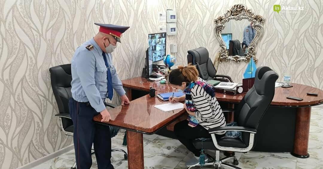 В Актау кафе и рестораны нарушают карантинный режим, фото-1