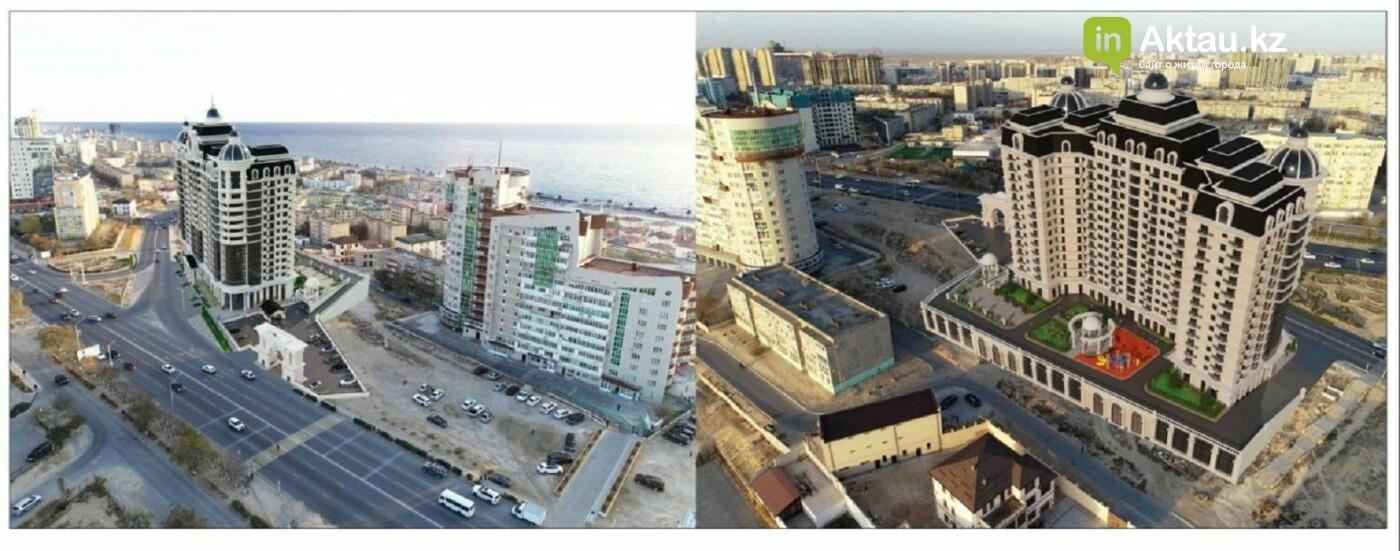 строительство ЖК в 15 мкрн