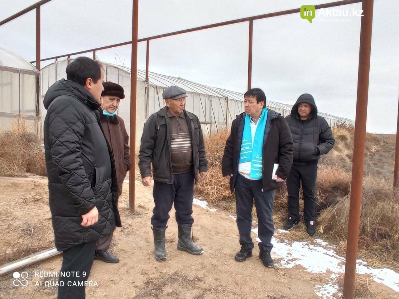 Встреча с фермерами крестьянских хозяйств, фото-2