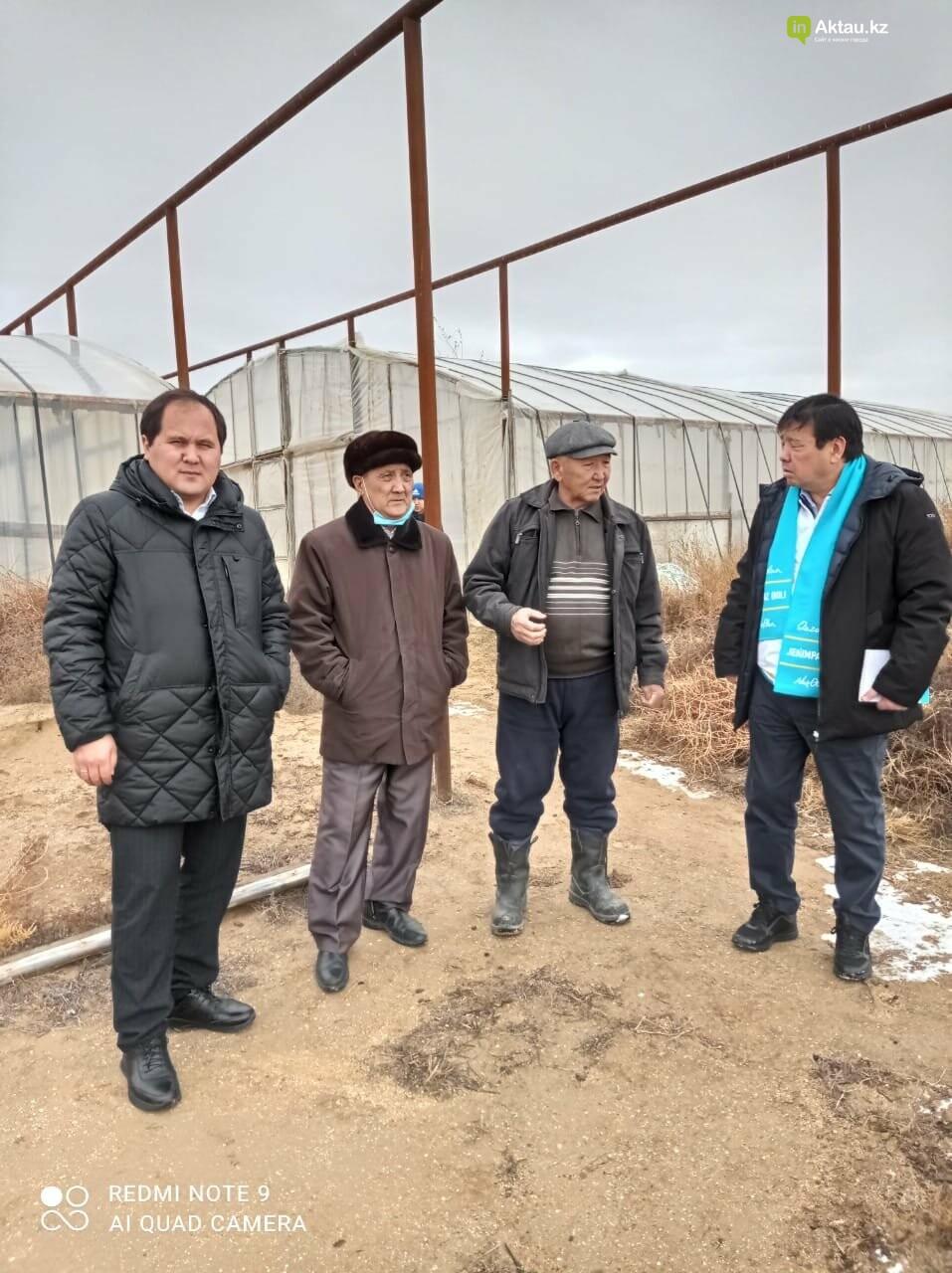 Встреча с фермерами крестьянских хозяйств, фото-3