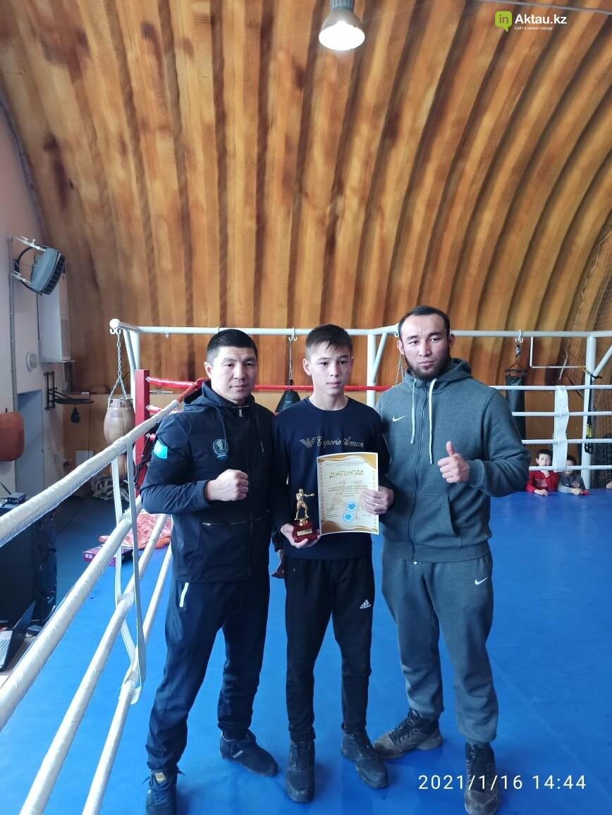В Актау определили победителей областного турнира по боксу среди юношей, фото-2