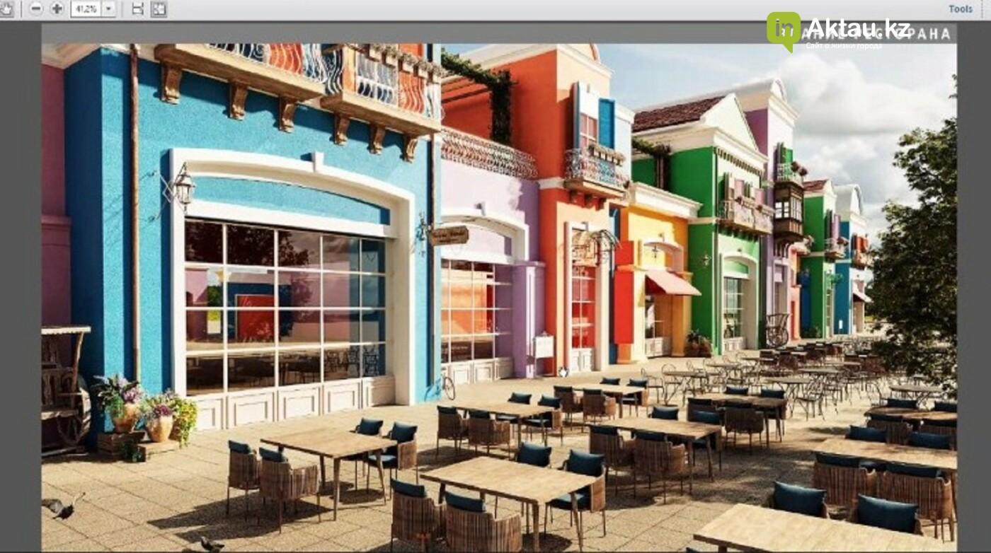 На Теплом пляже в Актау построят тематический парк развлечений и торговые ряды , фото-2