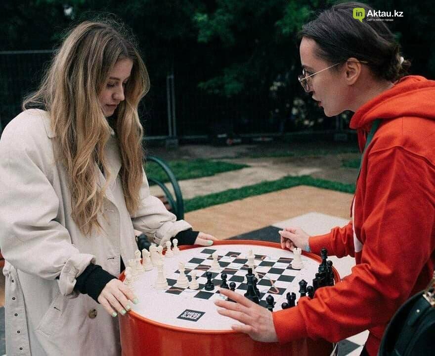 Вся наша жизнь – игра: создать свободную зону для игры в шахматы предложили в Актау, фото-1
