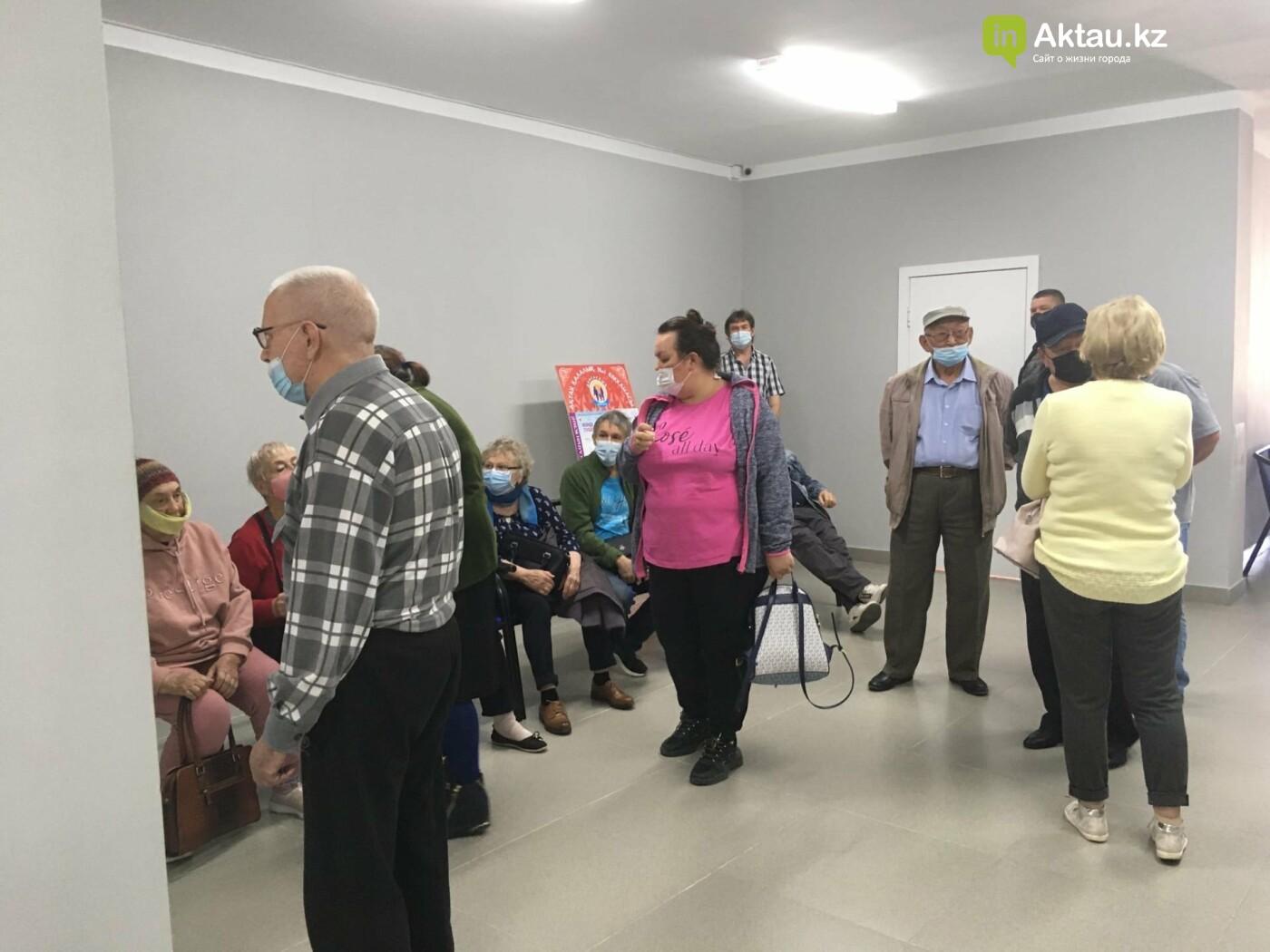 В Актау открыли дополнительные прививочные пункты, фото-2