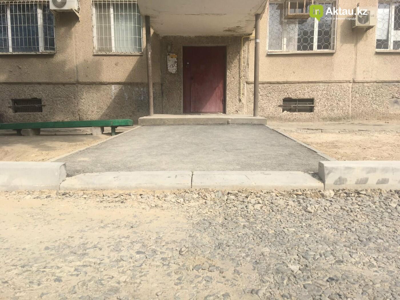 Благоустройство микрорайонов в Актау планируют завершить до ноября, фото-4