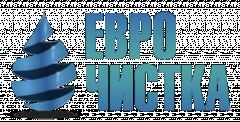 Логотип - ЕВРОЧИСТКА, химчистка европейского уровня в городе Актау
