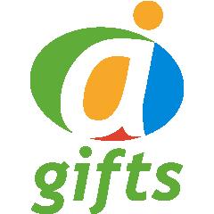 Логотип - Giftstor (Гифтстор), сувенирная продукция с нанесением логотипа в городе Актау