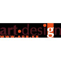 Логотип - Art Design Group (Арт Дизайн Групп) ТОО, производство наружной рекламы и типография в Актау