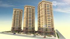 Жилой комплекс Керемет, новостройка в городе Актау