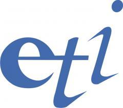 Логотип - ETI (ИТиАй), британский учебный центр в Актау