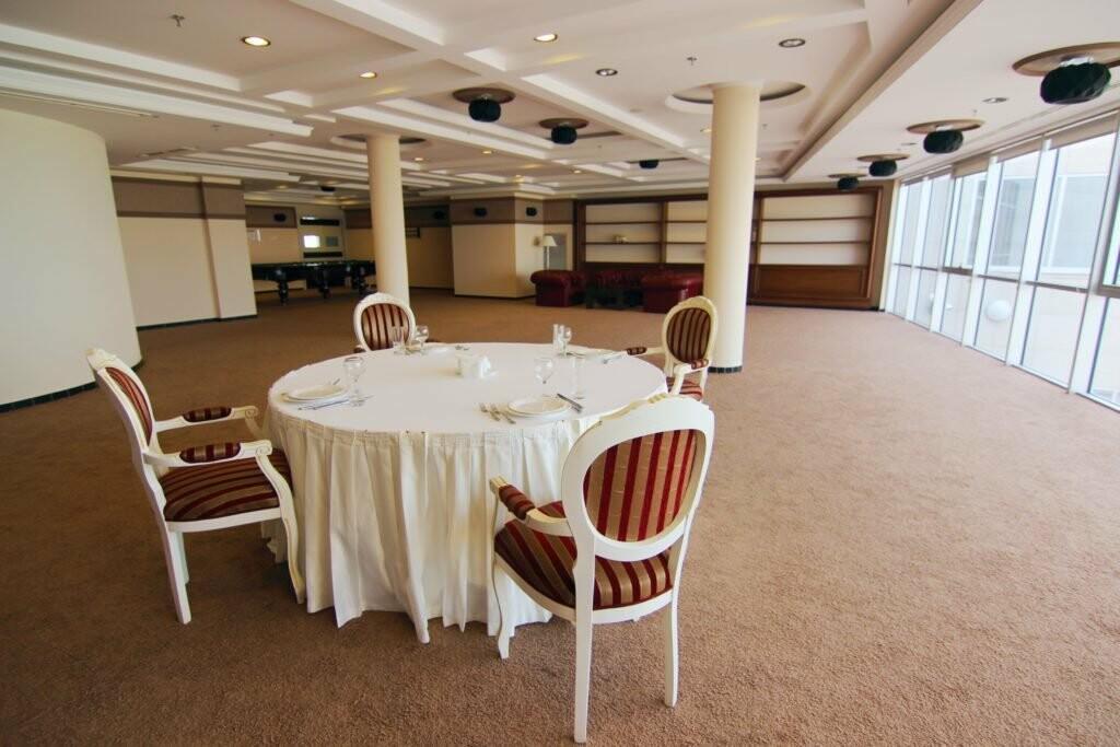 Современные залы, уютная атмосфера, идеальное место для деловых встреч и не только!, фото-5
