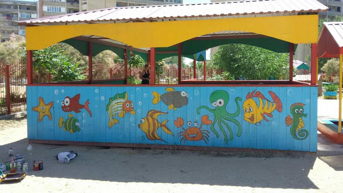 Самый красивый детский сад выбирают в Актау. Фото, фото-1