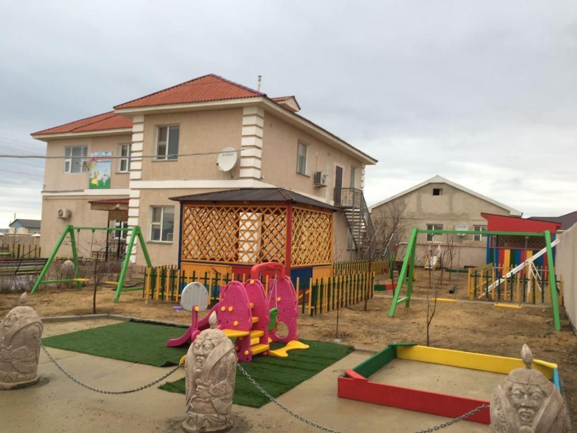 В селе Сайын Шапагатов открылся центр для особенных детей, фото-1