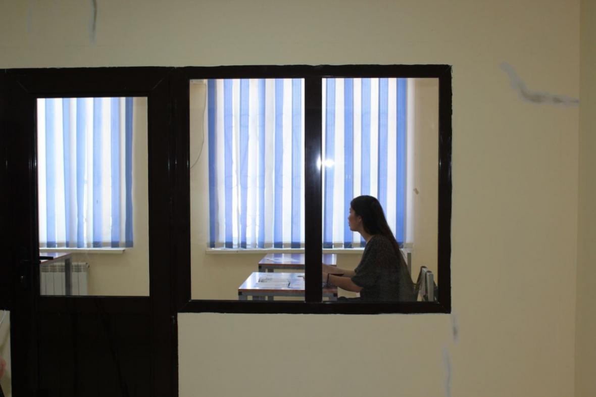 В Департаменте государственных доходов Мангистауской области открыли комнату для допроса, фото-6