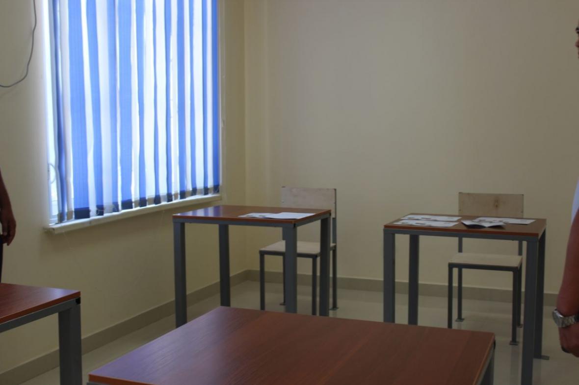 В Департаменте государственных доходов Мангистауской области открыли комнату для допроса, фото-4