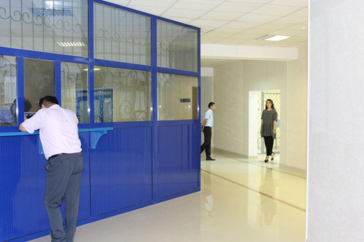 В Департаменте государственных доходов Мангистауской области открыли комнату для допроса, фото-8