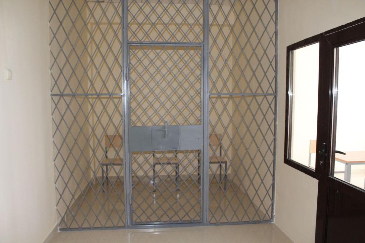 В Департаменте государственных доходов Мангистауской области открыли комнату для допроса, фото-2