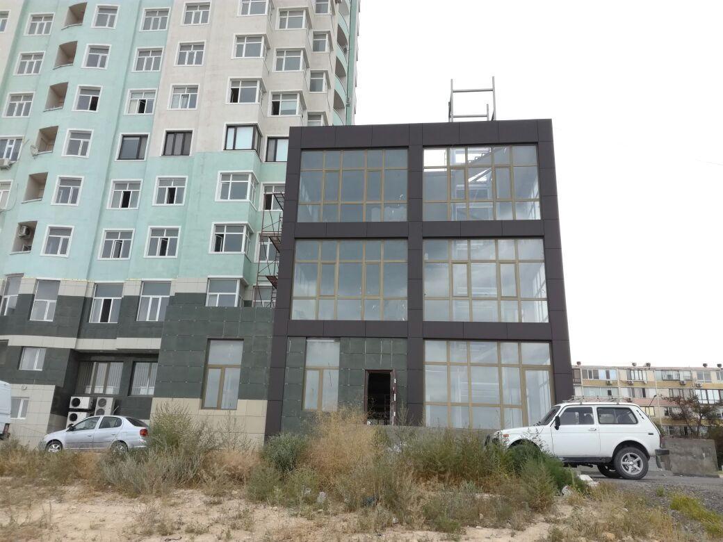 В Актау суд вынес решение относительно незаконно построенного кафе (Видео), фото-1