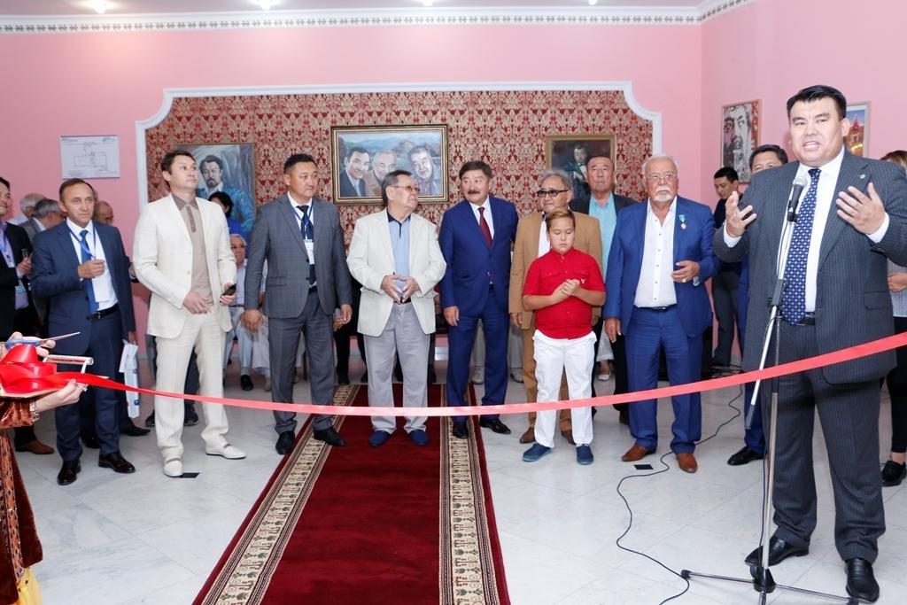 В Актау состоялось открытие I Международного театрального фестиваля прикаспийских стран, фото-2