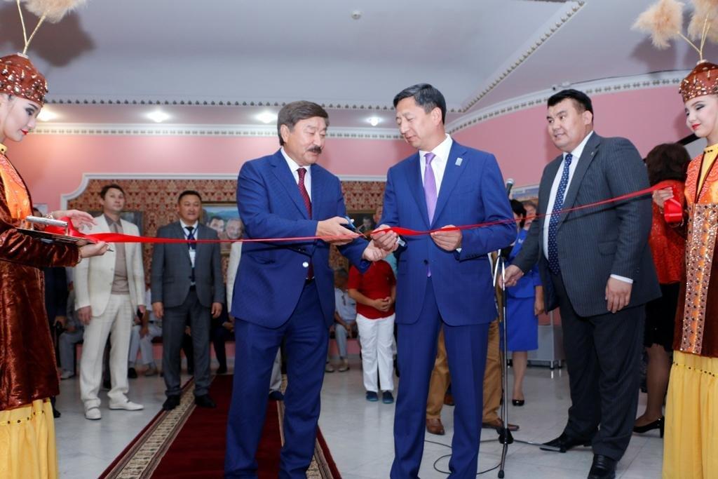 В Актау состоялось открытие I Международного театрального фестиваля прикаспийских стран, фото-3
