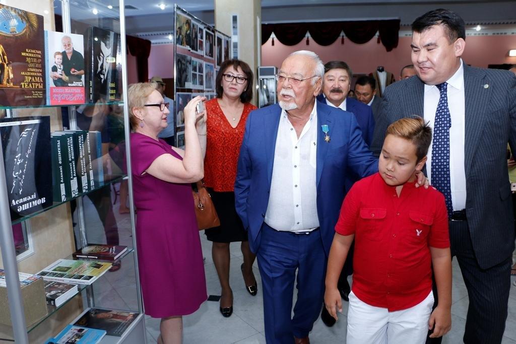 В Актау состоялось открытие I Международного театрального фестиваля прикаспийских стран, фото-5