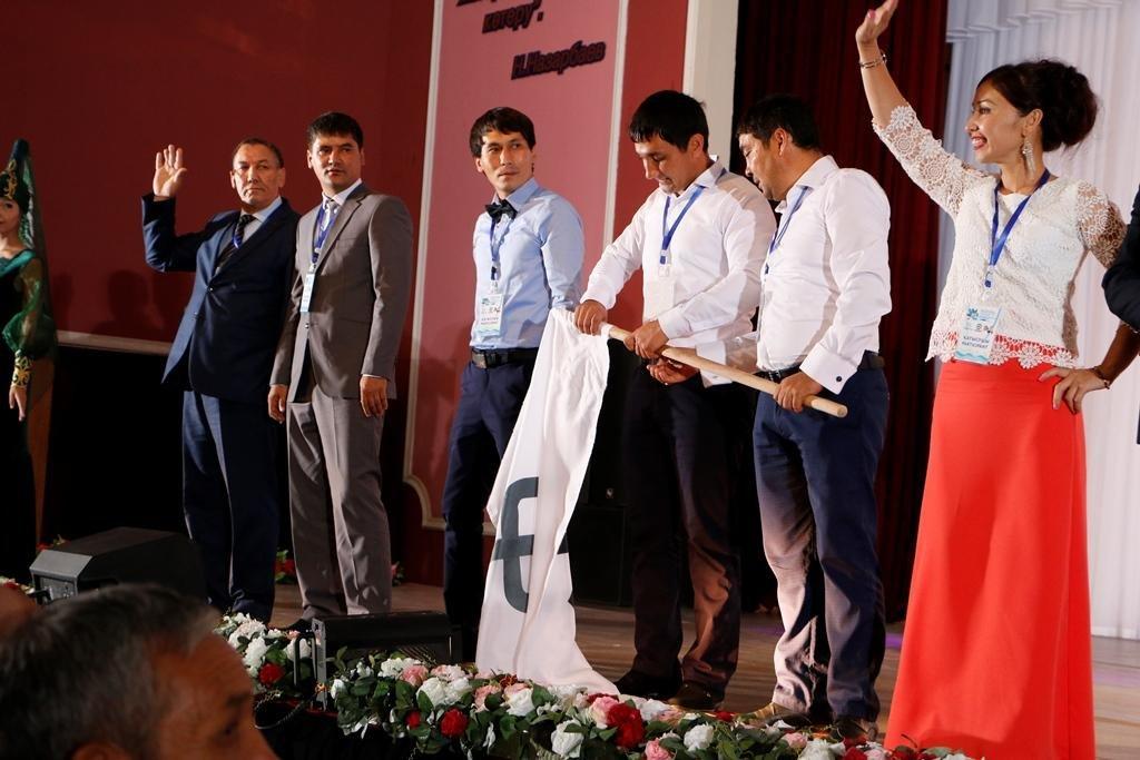 В Актау состоялось открытие I Международного театрального фестиваля прикаспийских стран, фото-9